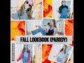 FALL LOOK BOOK (PARODY) 2018 FALL FASHION TRENDS
