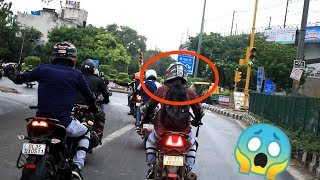 Riding with 1000+ Bikes | INDEPENDENCE DAY special 🇮🇳🇮🇳 ft. Youth Riderz club -  Yrc