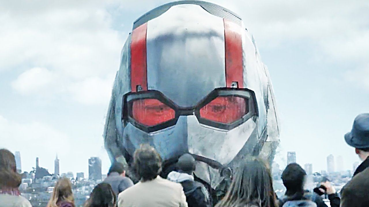 Download Ant-Man and the Wasp | official extended trailer (2018) Ant-Man 2