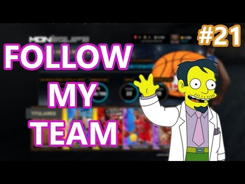 NBA 2k16 : Follow My Team #21 - LE DERNIER EPISODE DE LA SÉRIE !