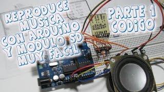 reproducir sonido con arduino muy fácil parte 1 codigo