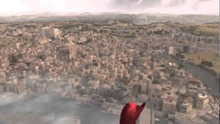 Assassins Creed Brotherhood Amazing View - Rome