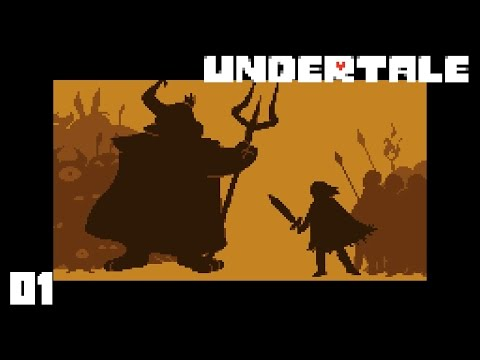 Undertale (Ep.1) - The Fall