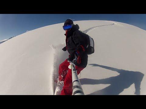 FREERIDE SNOWBOARDING GOPRO VALTOURNENCHE 2015