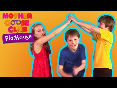 London Bridge Is Falling Down - Mother Goose Club Playhouse Kids Video
