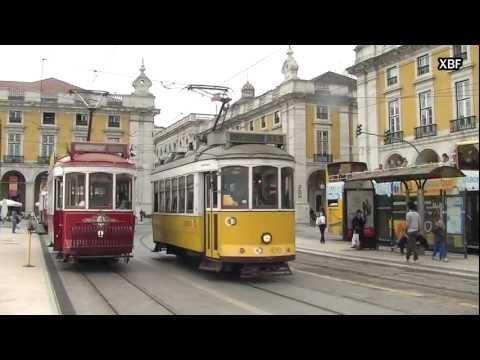 Tramvies de Lisboa HD