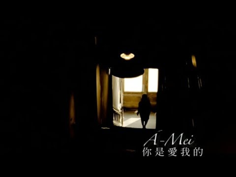 張惠妹 A-Mei - 你是愛我的 You Do Love Me (華納official官方完整版MV)