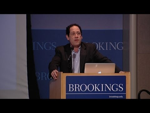 The Rise of Innovation Districts - Presentation by Bruce Katz