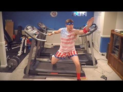 Joey Brooks WWYZ Blog - Guy Does A Treadmill Dance In His Basement For 100 Days By Himself