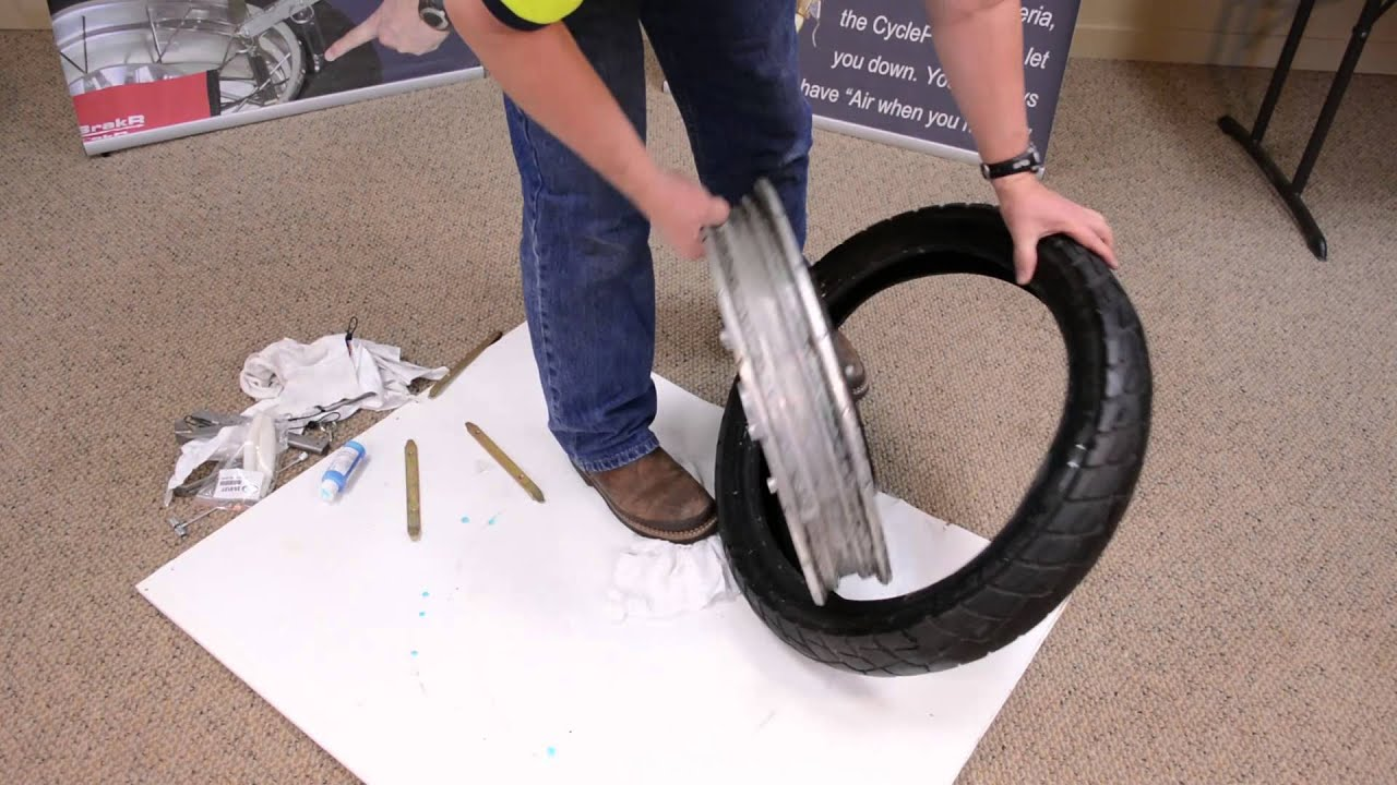 can you patch a motorcycle tire tube