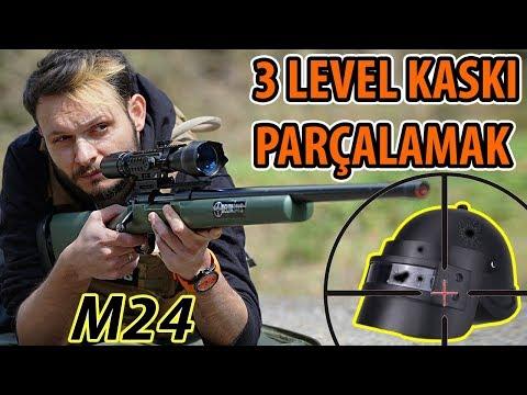 PUBG M24 ILE 3 LEVEL KASKI PARÇALADIK W/ DELTASAYS