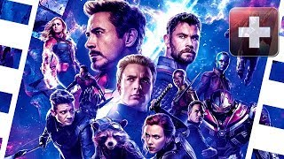 Kino+ #250 | Avengers: Endgame, Fighting With My Family, Im Netz der Versuchung, Sonic the Hedgehog