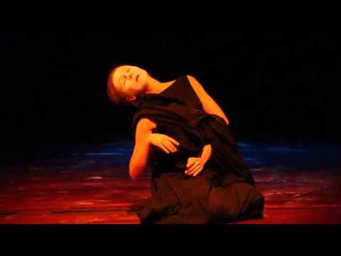 «Bitcoin» butoh dance
