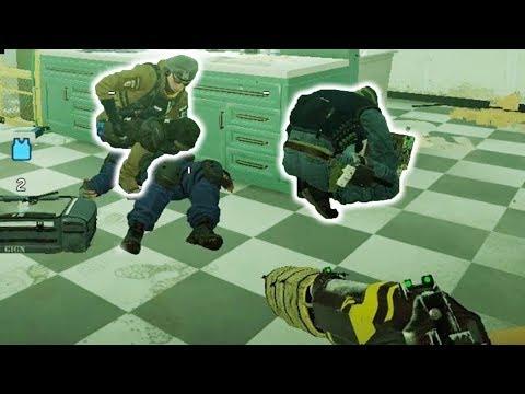 Caveira VS The World - Rainbow Six Siege Gameplay