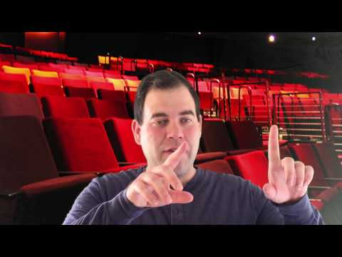 Unpopular Vote: I Hate Reserved Movie Theater Seating