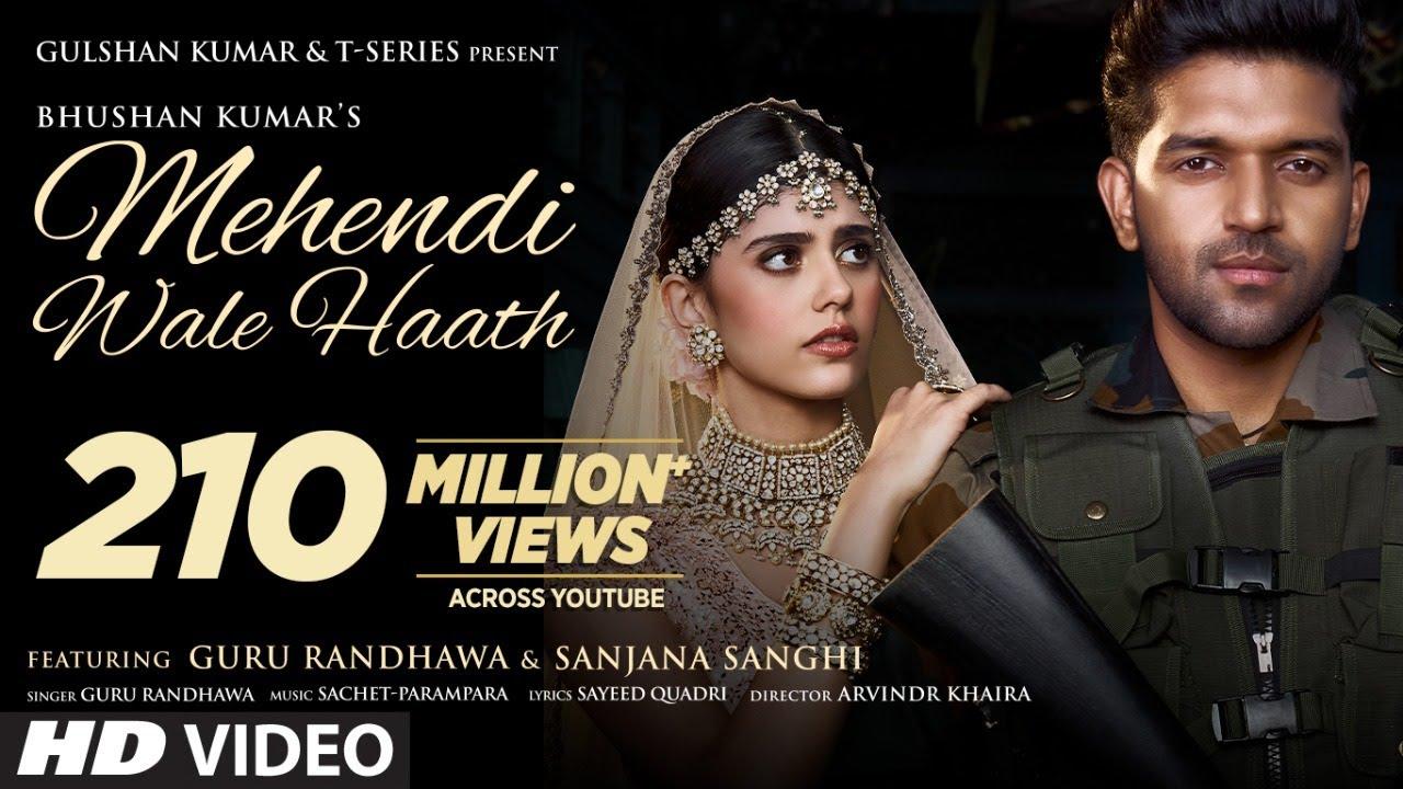 Download Mehendi Wale Haath  Guru Randhawa Sanjana Sanghi  Sayeed Q Sachet-Parampara Arvindr  Bhushan Kumar