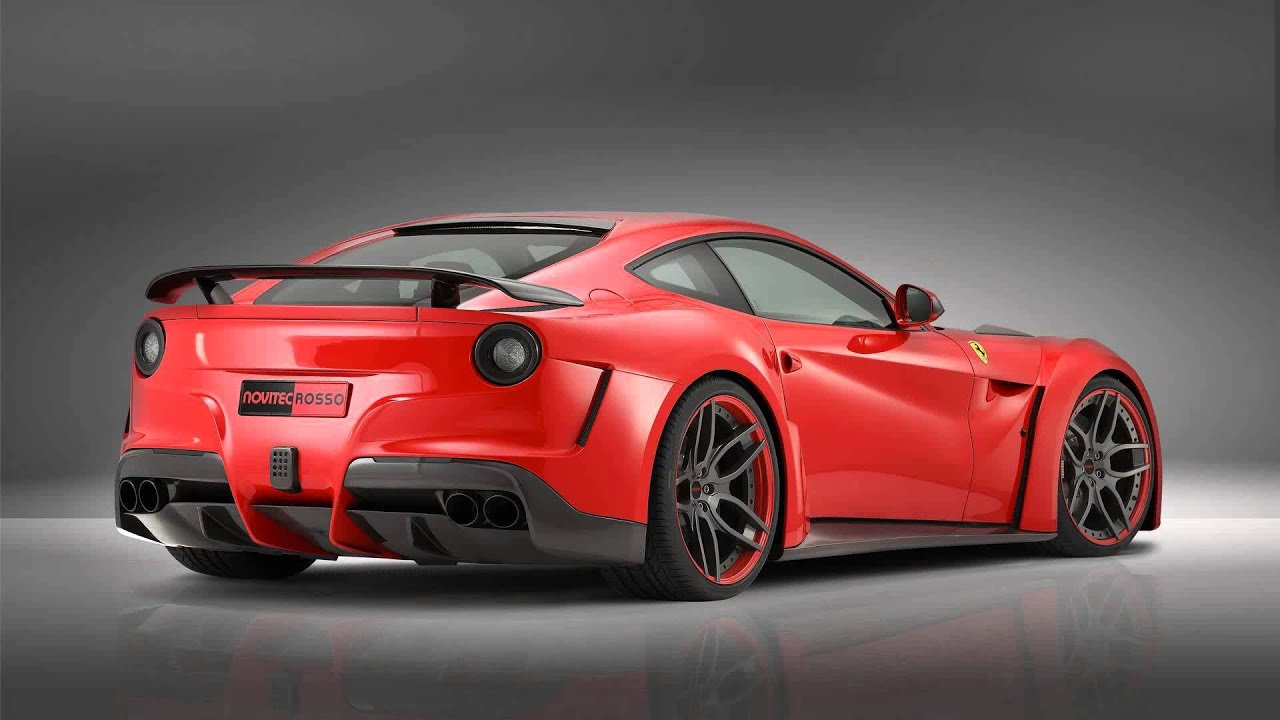 2015 model novitec ferrari f12 berlinetta - youtube