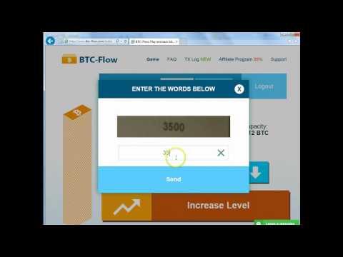 Bitcoin FLOW