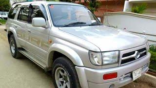 Toyota Hilux Surf 1996 Review | 3.0 Diesel Turbo