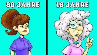 Was ist dein geistiges Alter?