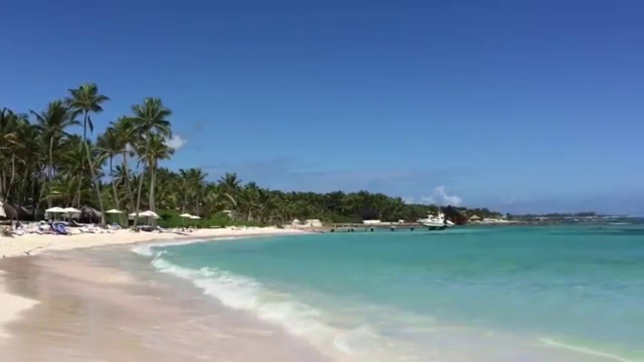 12 Seconds On The Beach In Punta Cana