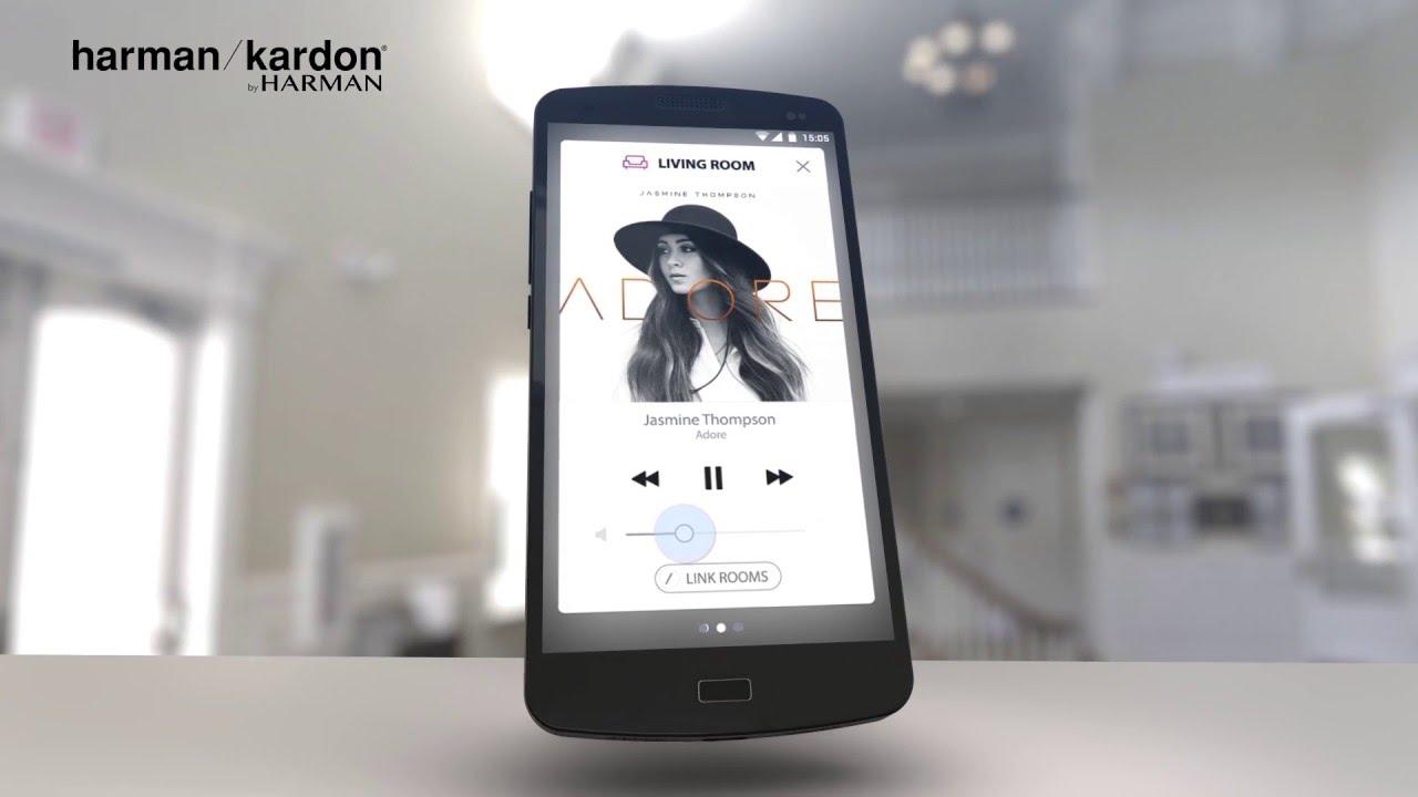 COMING SOON: The New Harman Kardon Controller App