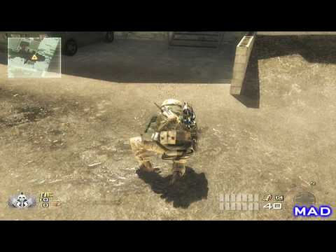 Call Of Duty MW2 Glitches: Flying C4 Glitch