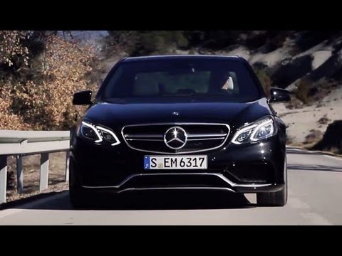Mercedes Benz E63 AMG S 4MATIC Review YouTube