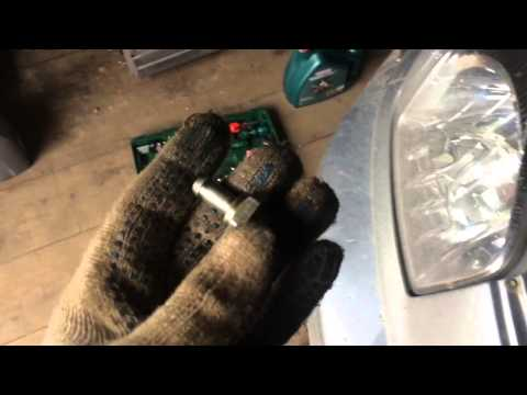 Клапан вентиляции картера (PCV)