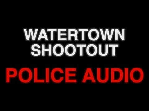 POLICE AUDIO: Watertown Shootout 04/19, Boston Police Shootout at MIT College (*EXTENDED VERSION*)