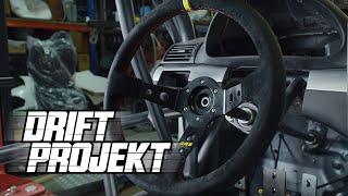 Drift Projekt - BMW e46 #13 - Kolumna Kierownicza, Pedal Box, Finał Kolektorów
