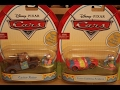 Mattel Disney Cars 2017 Easter Lightning McQueen & Mater With Easter Tire Baskets Die-casts