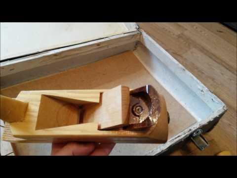Моя коллекция ручного столярного инструмента
