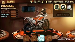 KTM Rally - full upgrade - Trials Frontier