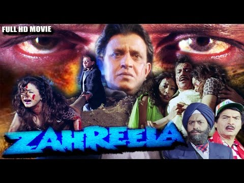 Zahreela (2001) | Mithun Chakraborty | Kashmira Shah | Om Puri | Gulshan Grover | Full HD Movie