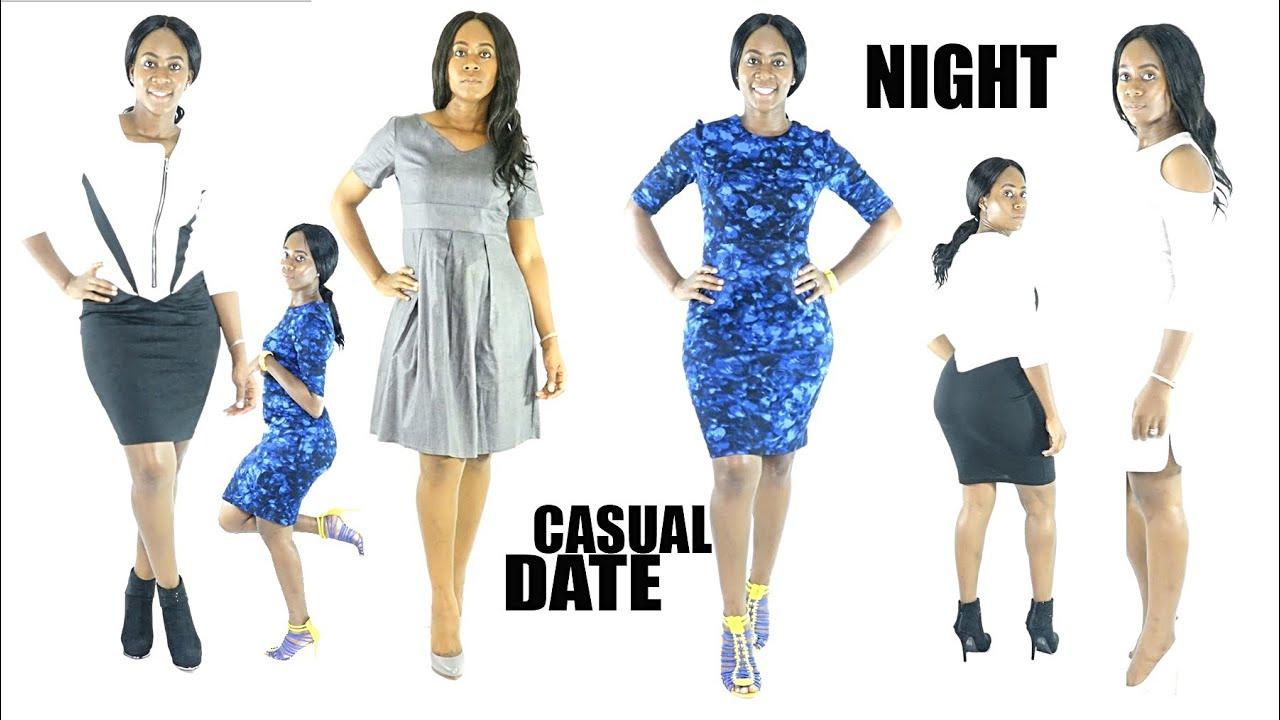 Casual Date Night LookBook Outfit Ideas Lookbook for Women
