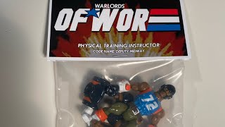 Warlords Of Wor Physical Training Instructor !!!