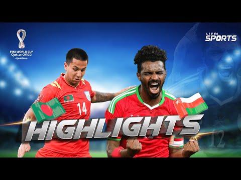 Bangladesh Oman Goals And Highlights