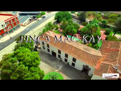 Vídeo Dron Finca Mac-kay 2016