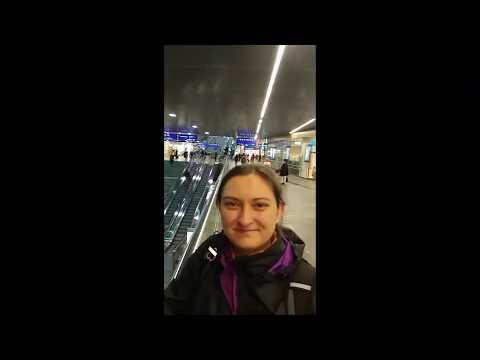 Путешествие по Европе на поездах и автобусах - 2019