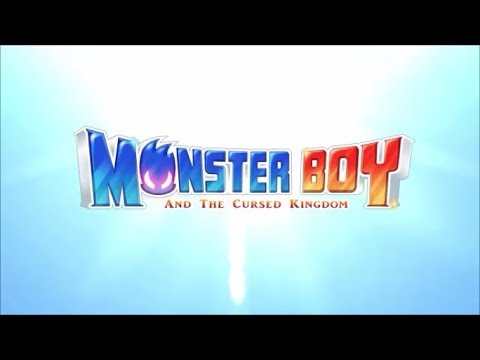 MONSTER BOY AND THE CURSED KINGDOM - XBOX ONE - TRAILER thumbnail