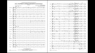 Sgt. Pepper's Lonely Hearts Club Band (Medley) arr. Michael Sweeney