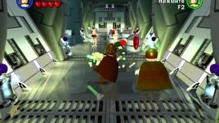 прохождение игры Lego Star Wars the complete saga