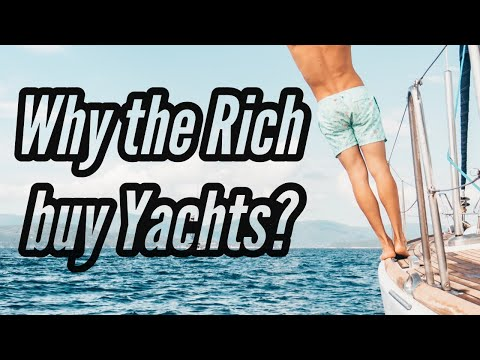What Makes Luxary Yachts Appealing to Rich People?