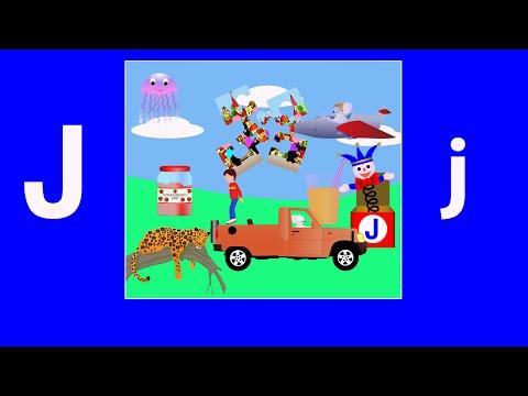 Alphabet Songs - The Letter J