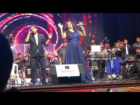 Shreya Ghoshal live with Symphony 720p