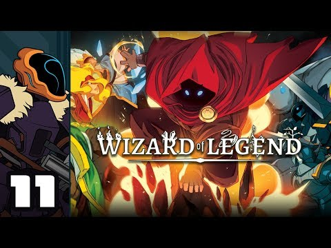 Let's Play Wizard of Legend - PC Gameplay Part 11 -  Bumper Bot