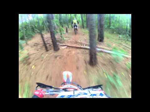 KTM 250 SIX DAY / # JAVALI / OFF ROAD FOZ DO IGUAÇU Travel Video