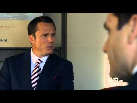 Mike Gets Destroyed - Suits - Season 1 Episode 4