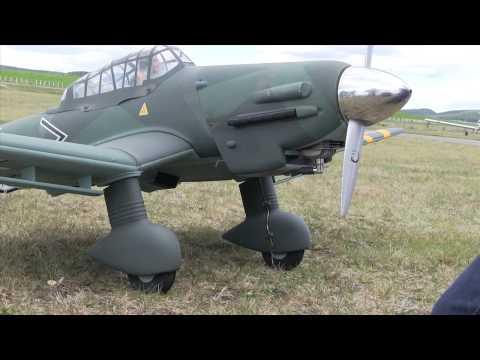 Maiden Test Flight ESM Kit Stuka